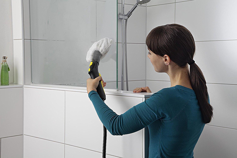 Appareil Pour Nettoyer Salle De Bain acheter un nettoyeur vapeur : guide d'achat et comparatif