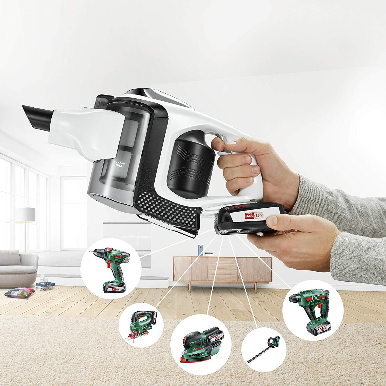aspirateur balai bosch unlimited tests avis 2019. Black Bedroom Furniture Sets. Home Design Ideas