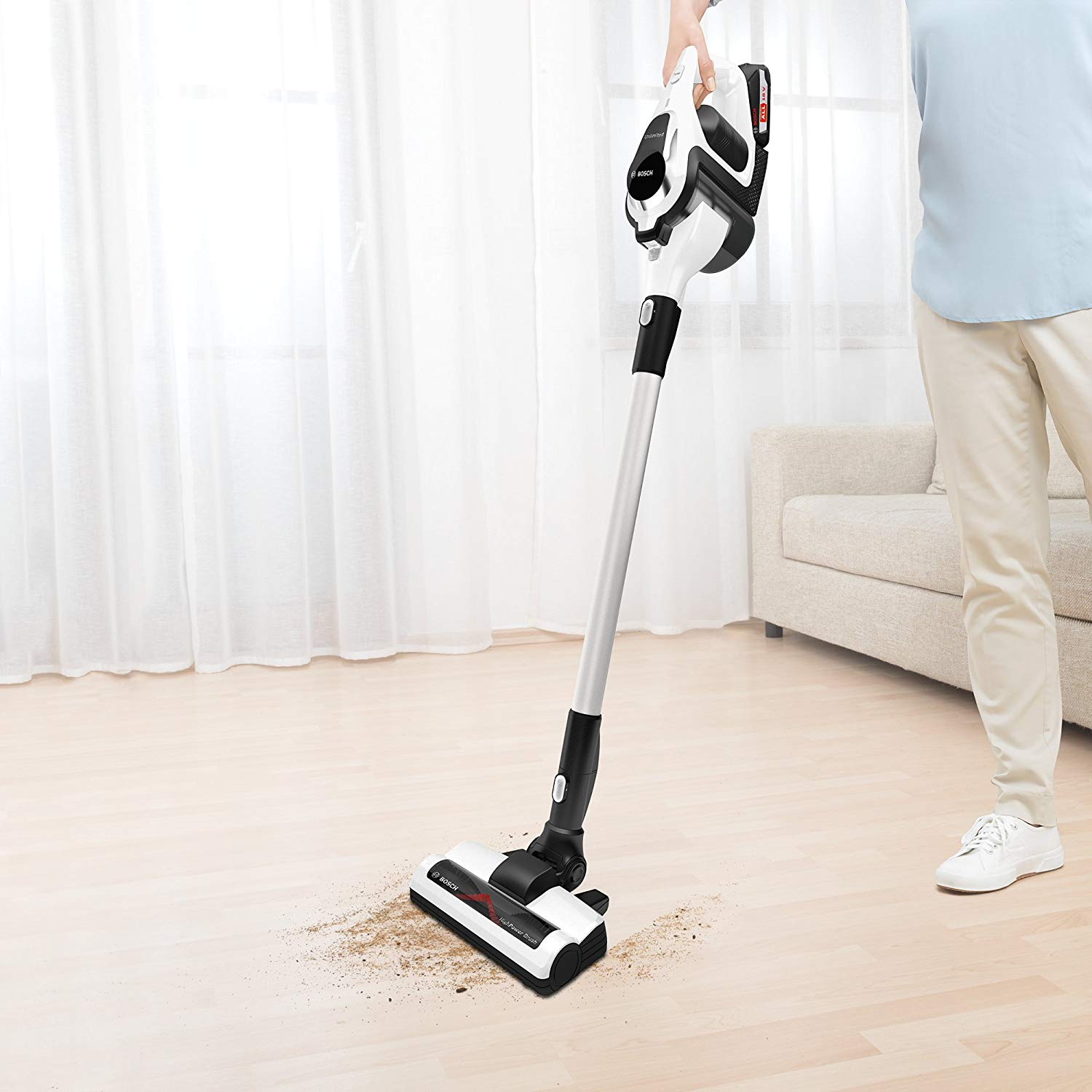 Aspirateur balai Bosch Unlimited : tests, avis (2020)