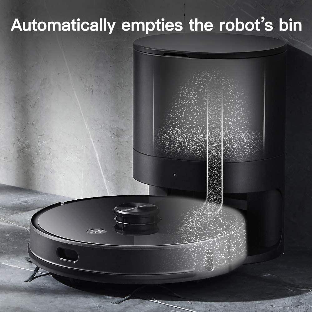 robot aspirateur laveur proscenic M7 Pro